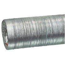 Afvoerslang Aluminium 102 mm 10.0 m