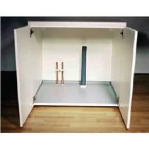 Sanitair Lekbak 66 - 79 cm