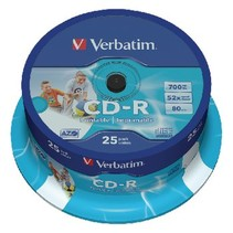 CD 700 MB 25 St
