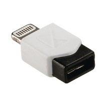 Lightning-Adapter Apple Lightning - USB Micro-B Female Wit