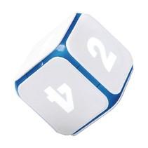 Bluetooth Interactive Dobbelsteen DICE+ World of Games Wit/Blauw