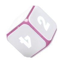 Bluetooth Interactive Dobbelsteen DICE+ Hello Kitty Wit/Roze
