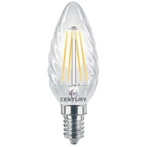 Retro LED-Filamentlamp E14 4 W 480 lm 2700 K