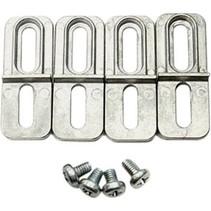 Mounting Bracket Aluminium Alloy Aluminium