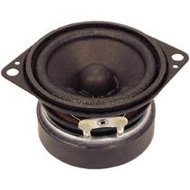 Full-range speaker 5 cm with fixing lugs 8 Ohm 8 W