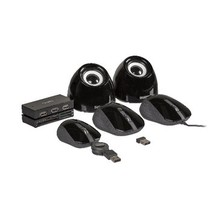 Speaker 2.0 USB 3.5 mm 6 W Zwart