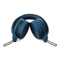 Caps Headset On-Ear Bluetooth Ingebouwde Microfoon Indigo
