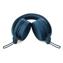 Caps Headset On-Ear 3.5 mm Ingebouwde Microfoon 1.2 m Indigo