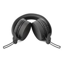 Caps Headset On-Ear 3.5 mm Ingebouwde Microfoon 1.2 m Concrete