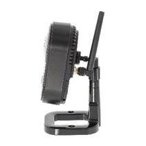 2,4 GHz Draadloze Camera Binnen VGA Zwart
