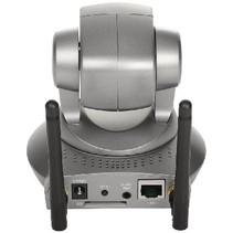 Pan-Tilt IP-Camera 1280x720 Donkergrijs