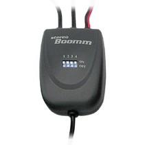 FM Audiozender 3.5 mm Zwart