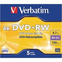 DVD 4.7 GB 5 St