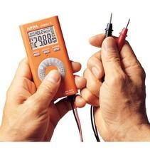Digitale multimeter 4000 Cijfers 600 VAC 600 VDC 0.004 ADC
