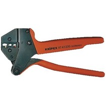 Crimp-system pliers