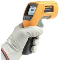 IR-Thermometer, -30...+900 °C, -270...+1372 °C