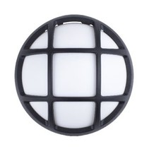 LED Wandlamp voor Buiten 4 W 270 lm Zwart