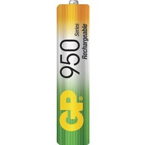 Oplaadbare NiMH Batterij AAA 1.2 V 950 mAh 4-Blister