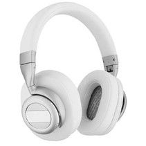 Headset Bluetooth / ANC (Active Noise Cancelling) Over-Ear Wit/Zilver