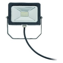 LED Floodlight zonder Driver 10 W 750 lm Zwart