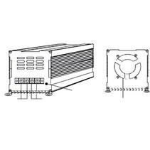 Spanningsomvormer 24 VDC - 12 VDC 20 A