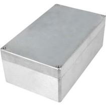 Metalen behuizing Aluminium 200 x 120 x 75 mm Aluminium IP65 N/A