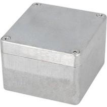 Metalen behuizing Aluminium 80 x 75 x 52 mm Aluminium IP65 N/A