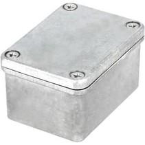 Metalen behuizing Aluminium 56 x 41 x 31 mm Aluminium IP65 N/A