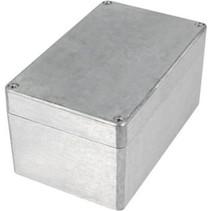 Metalen behuizing Aluminium 160 x 100 x 81 mm Aluminium IP65 N/A