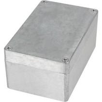 Metalen behuizing Aluminium 125 x 80 x 57 mm Aluminium IP65 N/A