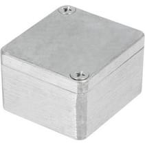 Metalen behuizing Aluminium 50 x 45 x 30 mm Aluminium IP65 N/A