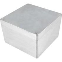 Metalen behuizing Aluminium 159 x 159 x 102 mm Aluminium IP65 N/A