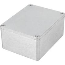 Metalen behuizing Aluminium 115 x 90 x 55 mm Aluminium IP65 N/A