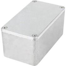 Metalen behuizing Aluminium 115 x 65 x 55 mm Aluminium IP65 N/A