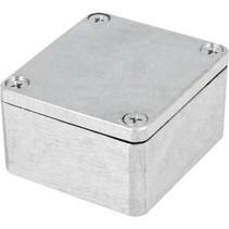 Metalen behuizing Aluminium 64 x 58 x 35 mm Aluminium IP65 N/A