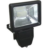 LED Floodlight 10 W 600 lm Zwart