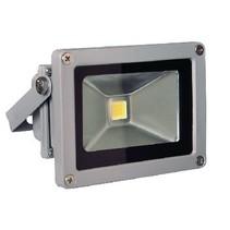 LED-Bouwlamp 10 W 700 lm Grijs