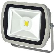 LED-Bouwlamp 80 W 5600 lm Grijs