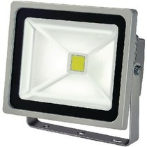 LED-Bouwlamp 30 W 2100 lm Grijs
