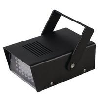 LED Stroboscoop Sfeerlamp 24 LED