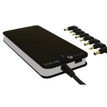 Notebookadapter 12 / 20 / 24 VDC 90 W