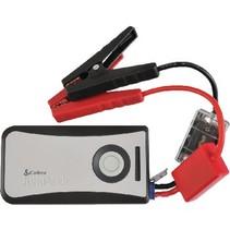 Draagbare Powerbank 6000 mAh USB Zilver/Zwart