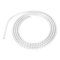 Kabelslangen 25 m Wit