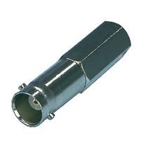 Connector BNC 7.0 mm Female Metaal Zilver