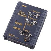 2-Poorts VGA-Splitter Zwart