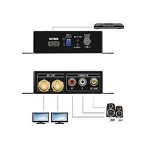 HDMI-Converter HDMI-Ingang - 1x SDI / 1x SDI / 2x RCA Female / 1x Coax Audio