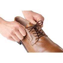 Schoenveters Elastisch 60 cm Bruin