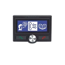 Carkit USB / Draadloos / Bluetooth v2.0 Zwart