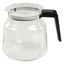Glazen Kan 1.2 l Zwart
