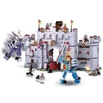 Bouwstenen Legend Warriors Serie The Castle